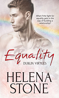 Release Day Review:  Equality (Dublin Virtues #2) by Helena Stone