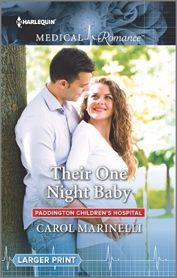 Their One Night Baby (Paddington Children's Hospital #1)