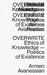 Overwrite: Ethics of Knowledge — Poetics of Existence