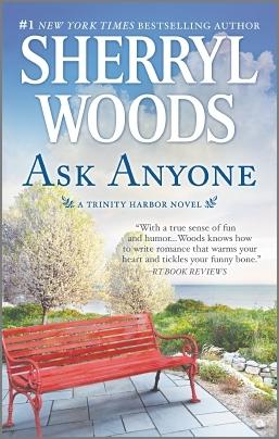 Ask Anyone(The Trinity Harbor Trilogy 2) - Sherryl Woods