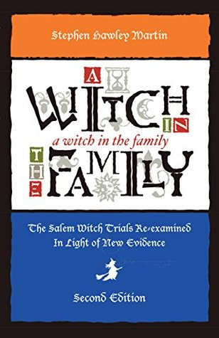 A Witch in the Family by Stephen Hawley Martin