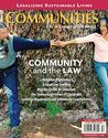 Communities Magazine #168 (Fall 2015) - Community and the Law