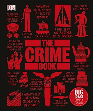 The Crime Book by DK Publishing