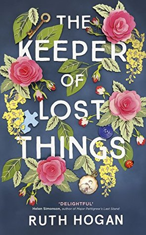 The Keeper of Lost Things: The perfect Mother's Day gift