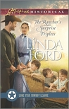The Rancher's Surprise Triplets by Linda Ford
