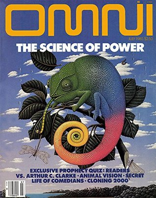 OMNI Magazine July 1985