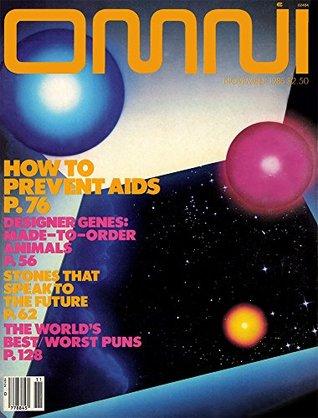 OMNI Magazine November 1985