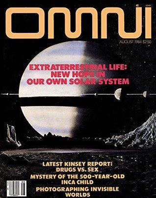 OMNI Magazine August 1984