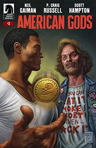 American Gods: Shadows #2 (Neil Gaiman's American Gods: The Shadows)