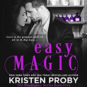 Easy Magic (Boudreaux, #5)