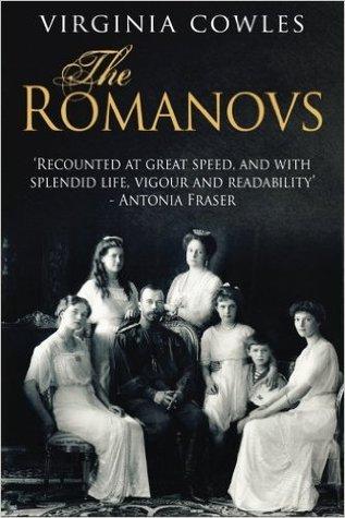 The Romanovs by Virginia Cowles