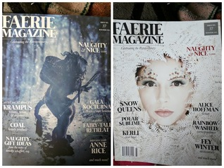 Faerie Magazine #37 Winter 2016