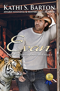 Evan (The Whitfield Rancher, #1)