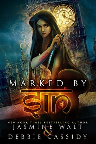Marked by Sin (The Gatekeeper Chronicles, #1)