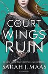 Book cover for A Court of Wings and Ruin
