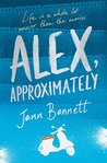 Book cover for Alex, Approximately