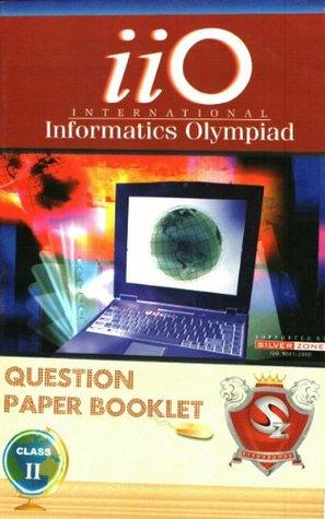 Silver Zone IIO International Question Paper Booklet - II