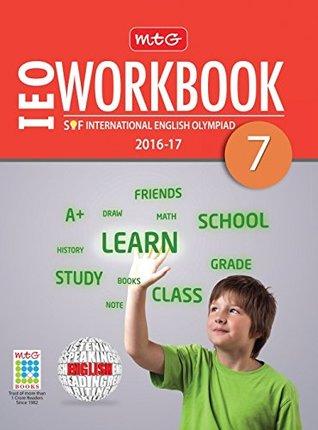 MTG International English Olympiad (IEO) Work Book Class 7