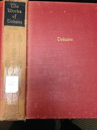 The Works of Voltaire: Romances and Philosophy