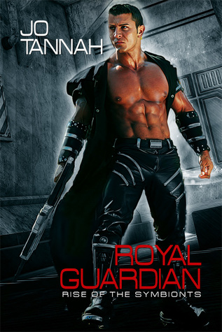 Royal Guardian (Rise of the Symbionts, #1)