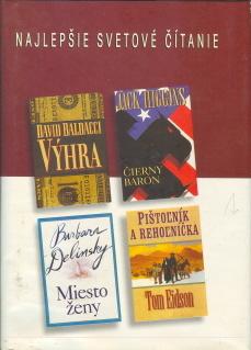 Najlepšie svetové čítanie - Výhra, Čierny barón, Miesto ženy, Pištoľník a rehoľníčka