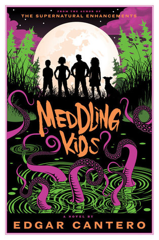 Image result for meddling kids book