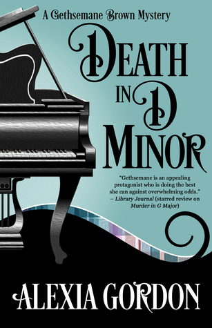 Death in D Minor (Gethsemane Brown Mysteries #2)