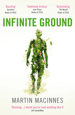 Image result for Infinite Ground by Martin MacInnes