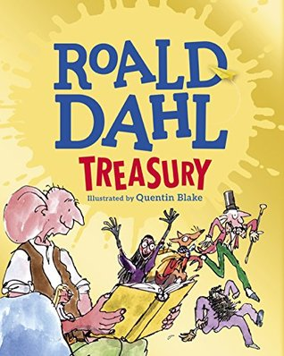 The Roald Dahl Treasury (Dahl Fiction)
