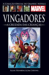 Vingadores: A Cruzada das Crianças (A Coleção Oficial de Graphic Novels Marvel #40)