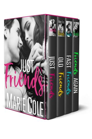 JustFriends by Marie Cole