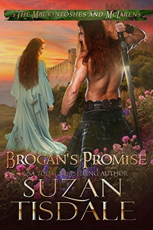 Brogan's Promise (The Mackintoshes and McLarens #3)