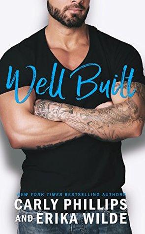 Well Built (Book Boyfriend, #3)