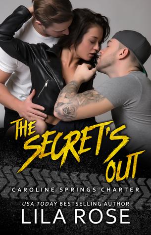 The Secrets Out Hawks Mc Caroline Springs Charter