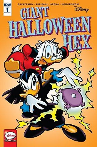 Disney Giant Halloween Hex #1