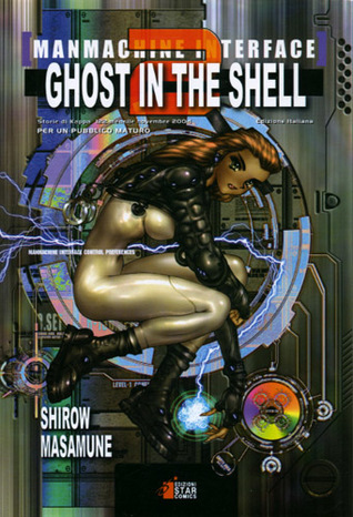 Ghost In The Shell Book