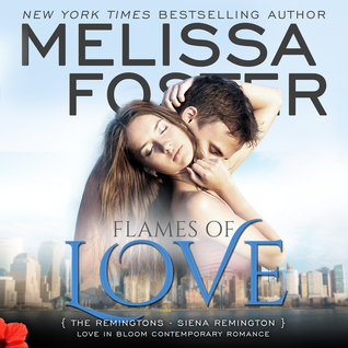 Flames of Love Audiobook (The Remingtons #3; Love in Bloom #12)