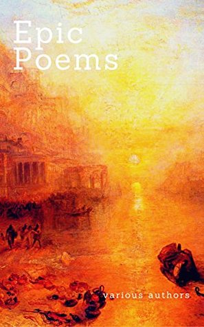 Epic Poems (Zongo Classics): The Iliad And The Odyssey, The Aeneid, Paradise Lost...