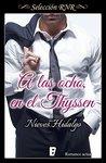 A las ocho, en el Thyssen by Nieves Hidalgo