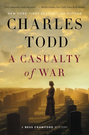 Book Review: A Casualty of War by Charles Todd