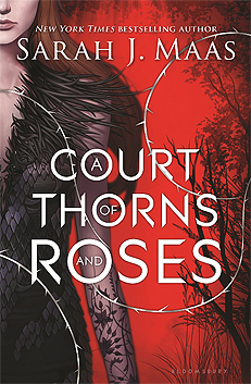 A Court of Thorns and Roses series by Sarah J. Maas thumbnail