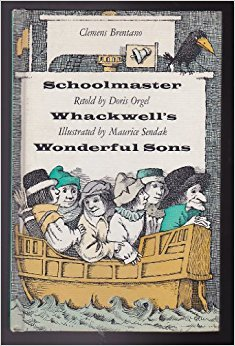 Schoolmaster Whackwell's Wonderful Sons