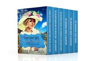 Mail Order Bride: Hope's Favorites SPECIAL EDITION Mail Order Bride 6 Book Box Set