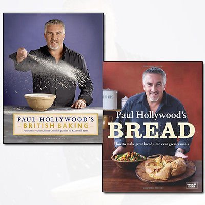 Paul Hollywood Baking Collection 2 Books Bundle