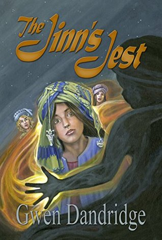 The Jinn's Jest (The Stone Lions Book 2)