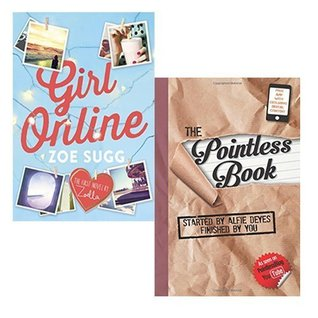 Girl Online and The Pointless Book 2 Books Bundle Collection (Girl Online, The Pointless Book)
