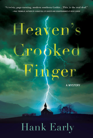 Heaven's Crooked Finger (Earl Marcus #1)