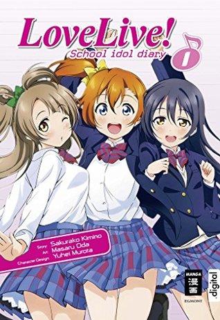 Love Live! School idol diary 01