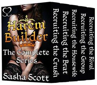 Harem Builder by Sasha Scott