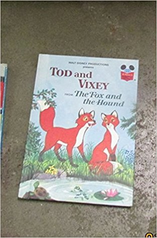 Tod and Vixey from the Fox and the Hound (Disney's Wonderful World of Reading, 50)